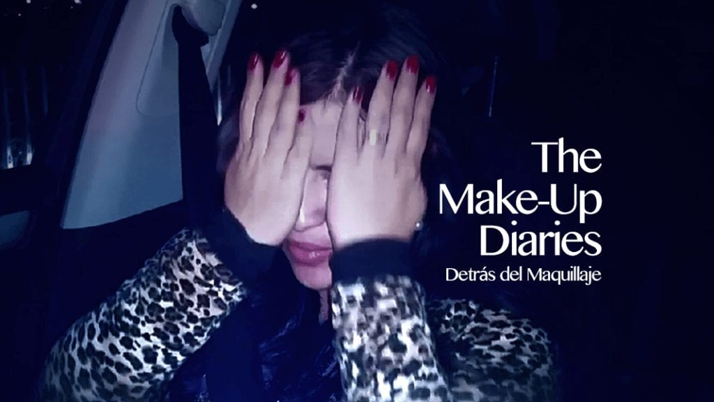 the make-up diaries