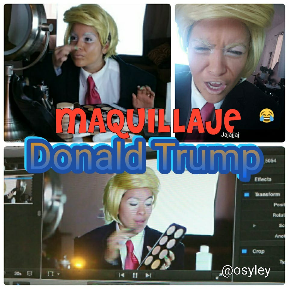 tutorial donald trump