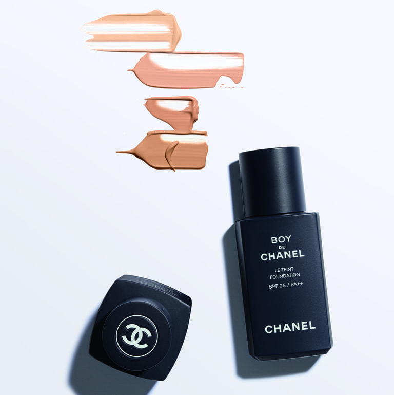 Osyley maquillaje hombre Chanel