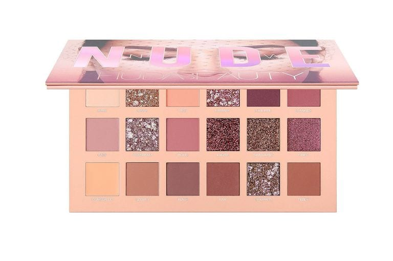 The New Nude Palette