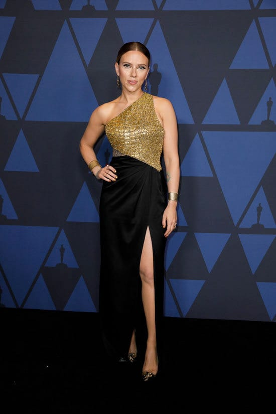 governors awards scarlett johansson